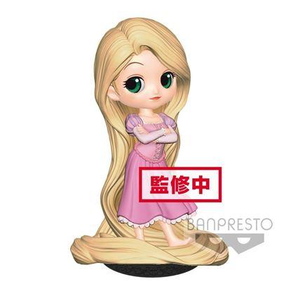 Imagen de Figura Q Posket Rapunzel Girlish Charm (Pastel Colour Version) 14 cm.