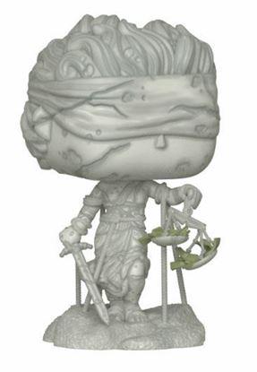 Imagen de Metallica POP! Rocks Vinyl Figura Lady Justice 9 cm
