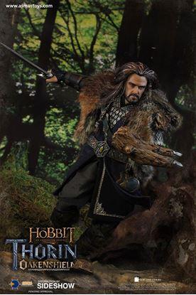 Imagen de El Hobbit Figura 1/6 Thorin Oakenshield 25 cm