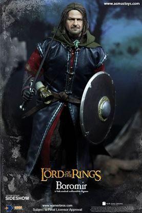 Imagen de El Señor de los Anillos Figura 1/6 Boromir 30 cm