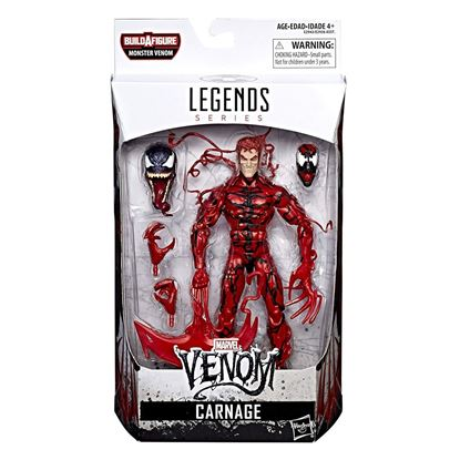 Imagen de Marvel  Legends Figura Carnage 15 cm