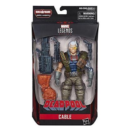 Imagen de Marvel  Legends Figura Cable 15 cm