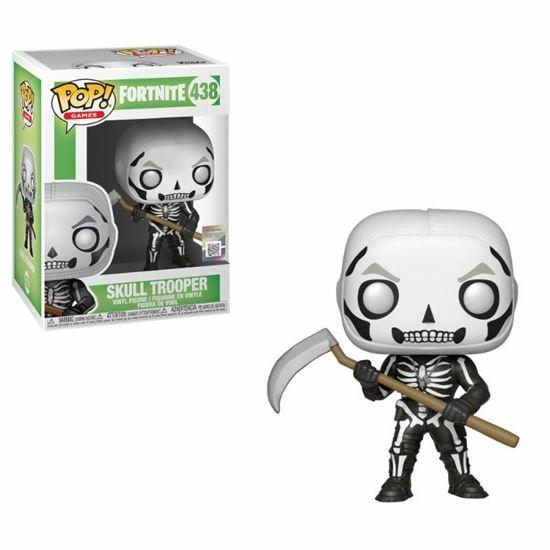 Foto de Fortnite POP! Games Vinyl Figura Skull Trooper 9 cm.