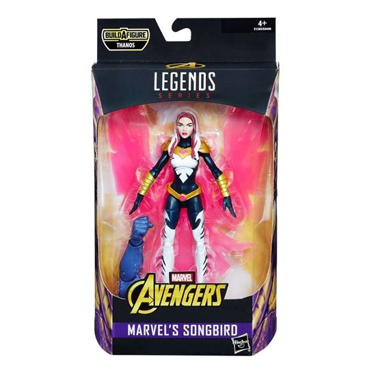 Foto de Marvel  Legends Figura Marvel's Songbird (Comics) 15 cm