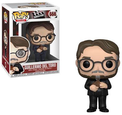 Imagen de Guillermo del Toro Figura POP! Directors Vinyl Guillermo del Toro 9 cm.