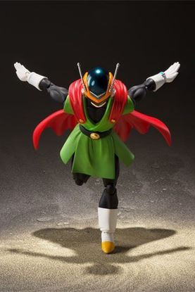 Imagen de Dragon Ball Z Figura S.H. Figuarts Gran Saiyaman Tamashii Web Exclusive 15 cm