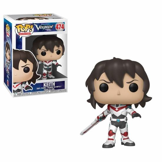 Foto de Voltron POP! Animation Vinyl Figura Keith 9 cm. DISPONIBLE APROX: DICIEMBRE 2018