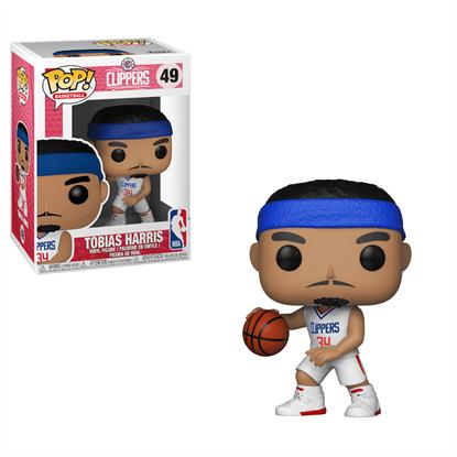 Imagen de NBA POP! Sports Vinyl Figura Tobias Harris (Clippers) 9 cm. DISPONIBLE APROX: ENERO 2019