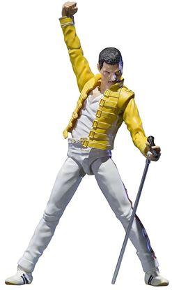 Imagen de Freddie Mercury Figura S.H. Figuarts  15 cm