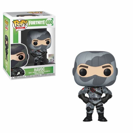 Foto de Fortnite POP! Games Vinyl Figura Havoc 9 cm.