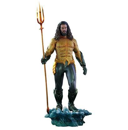 Imagen de Aquaman Figura Movie Masterpiece 1/6 Aquaman 33 cm
