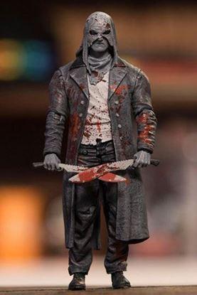 Imagen de The Walking Dead Figura Beta (Bloody B&W) 15 cm