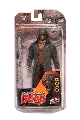Imagen de The Walking Dead Figura Beta (Color) 15 cm