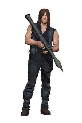 Imagen de The Walking Dead Figura Deluxe Daryl Dixon (S6) 25 cm