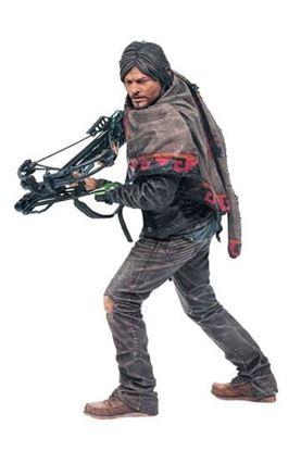Imagen de The Walking Dead Figura Deluxe Daryl Dixon 25 cm