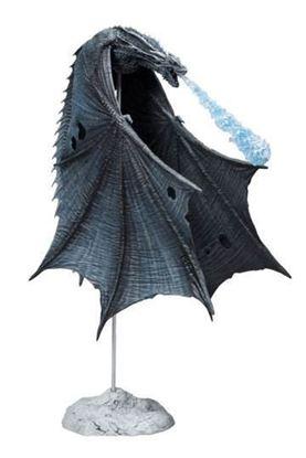 Imagen de Juego de Tronos Figura Viserion (Ice Dragon) 23 cm