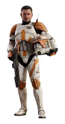 Imagen de Star Wars Episode III Figura Movie Masterpiece 1/6 Commander Cody 30 cm